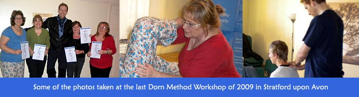 Virginia Water Dorn Method Workshop