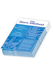 Dorn Method Leaflets Pile