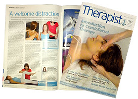 International Therapist Magazine